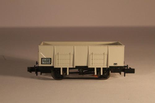 2F-038-005 N B315754 GREY BR 20T STEEL