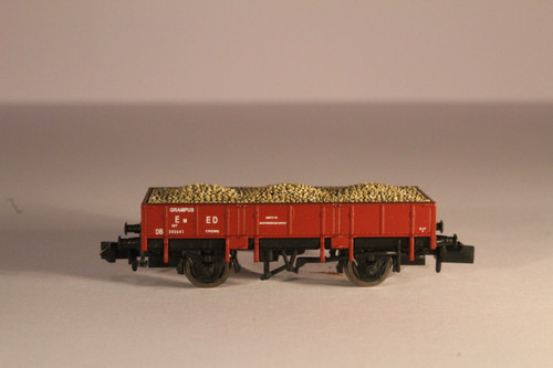 2F-060-001 N DB990641 IND RED GRAMPUS