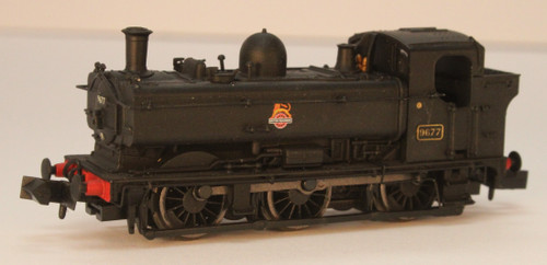 2S-007-026 N 9677 8750 CLASS 0-6-0PT BR BLACK EARLY