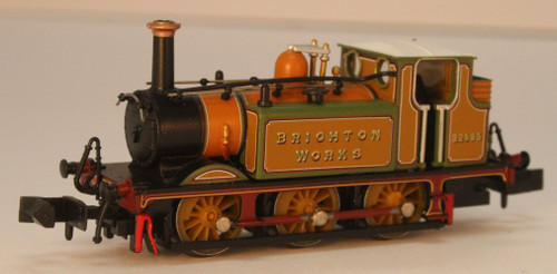 2S-012-015 N 32635 A1X TERRIER 0-6-0T IMP ENG GREEN BRIGHTON WORKS