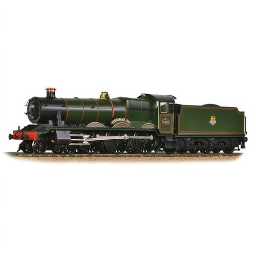31-785 OO 6990 MODIFIED HALL 4-6-0 BR LINED GREEN EARLY WITHERSLACK HALL