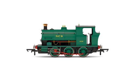 R3766 OO 1426 PECKETT B2 0-6-0ST NCB (GREEN)