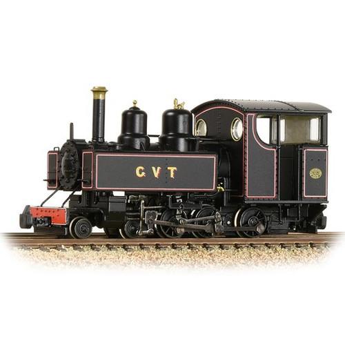 391-029 OO9 4-6-0T BALDWIN 10-12-D GLYN VALLEY TRAMWAY BLACK