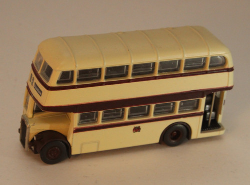 379-548 N LEYLAND TITAN PD2 LEICESTER CORPORATION