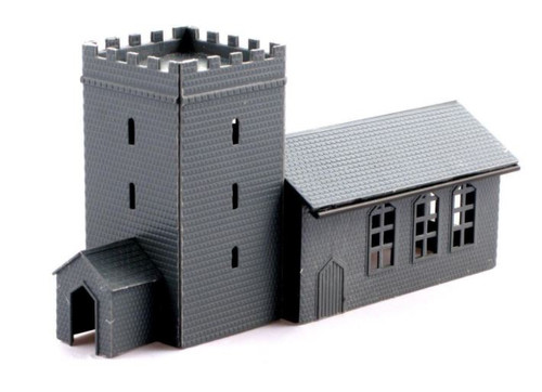 GMKD04 N VILLAGE CHURCH PLASTIC KIT