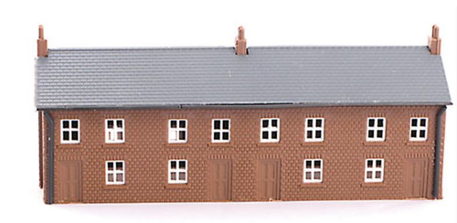 GMKD07 N 4 HOUSES PLASTIC KIT