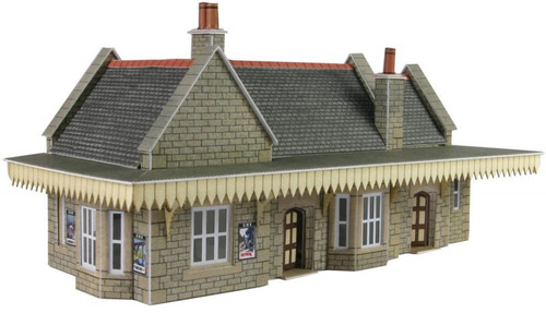 PN138 N STONE WAYSIDE STATION CARD KIT