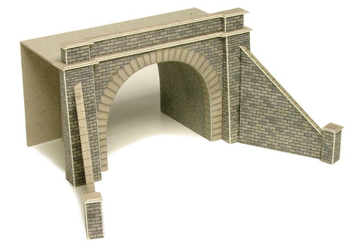 PN142 N DOUBLE TRACK TUNNEL ENTRANCES CARD KIT