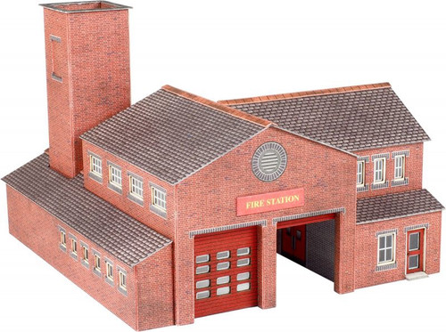 PN189 N FIRE STATION CARD KIT