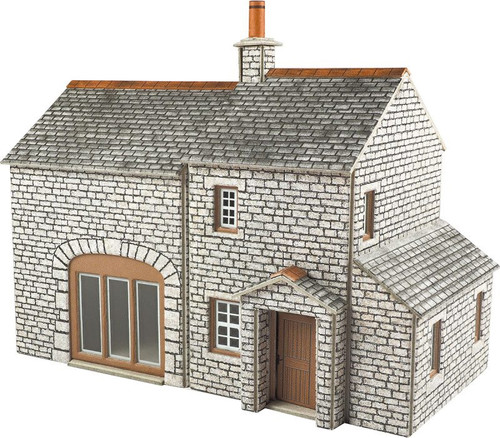 PO259 OO CROFTERS COTTAGE CARD KIT