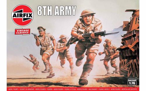 A00709V 1/72 BRITISH 8TH ARMY