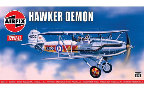 A01052V 1/72 HAWKER DEMON PLASTIC KIT