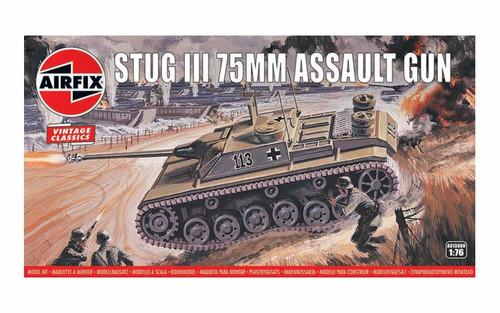 A01306V OO STUG III ASSAULT GUN PLASTIC KIT