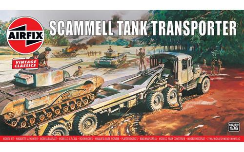 A02301V OO SCAMMEL TANK TRANSPORTER PLASTIC KIT
