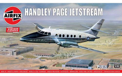 A03012V 1/72 HANDLEY PAGE C10A JETSTREAM 3M PLASTIC KIT