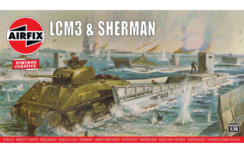A03301V OO LCM3 AND SHERMAN PLASTIC KIT