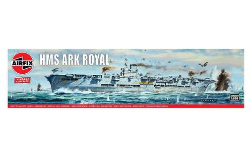 A04208V 1/600 HMS ARK ROYAL PLASTIC KIT