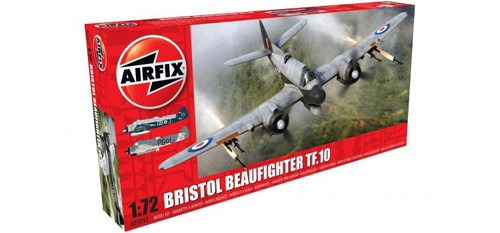 A05043 1/72 BRISTOL BEAUFIGHTER TF.10 PLASTIC KIT