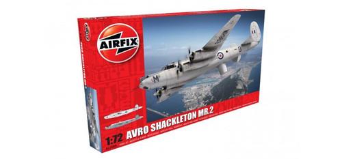 A11004 1/72 AVRO SHACKLETON MR.2 PLASTIC KIT