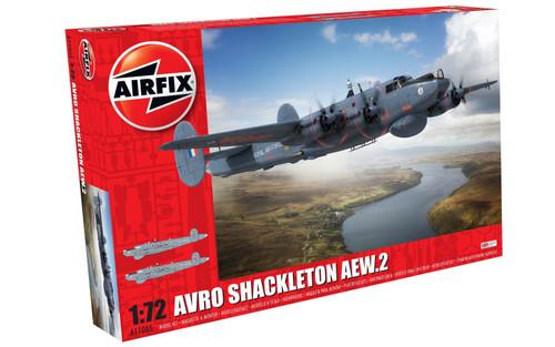 A11005 1/72 AVRO SHACKLETON AEW.2 PLASTIC KIT