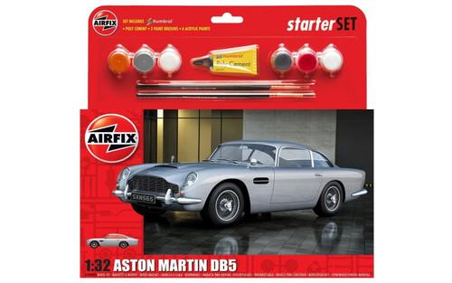 A50089B 1/32 ASTON MARTIN DB5 STARTER SET PLASTIC KIT