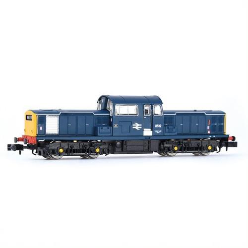 E84505 N 8512 CLASS 17 CLAYTON BR BLUE