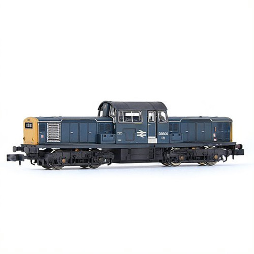 E84510 N D8606 CLASS 17 CLAYTON BR BLUE WEATHERED