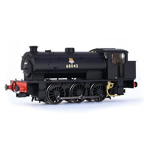 E85002 OO 68043 J94 0-6-0T BR EARLY BLACK