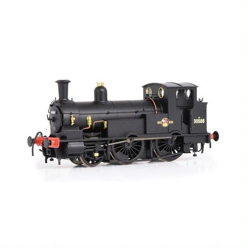 E85010 OO 30586 BEATTIE 2-4-0T BR BLACK LATE