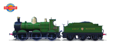 OR76DG001XS OO 2309 DEAN GOODS 0-6-0 GREAT WESTERN LINED