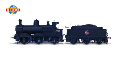 OR76DG002XS OO 2409 DEAN GOODS BR EARLY DCC SOUND