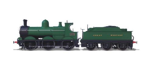 OR76DG003 OO 2475 DEAN GOODS 0-6-0 GREAT WESTERN GREEN