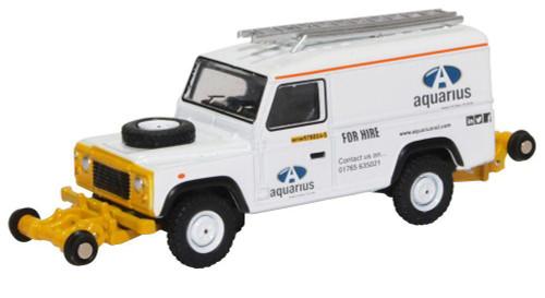 OR76ROR004 OO RAIL/ROAD DEFENDER AQUARIUS RAIL