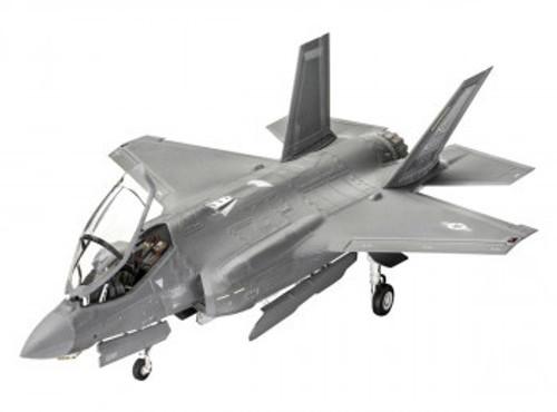 R03868 1/72 F-35A LIGHTNING II PLASTIC KIT