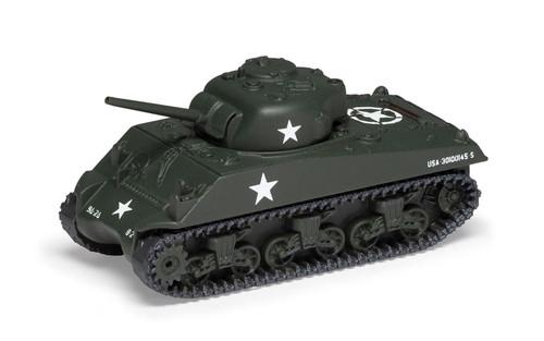 CS90632 SHERMAN M4A3 USA ARMY LUXEMBOURG 1944