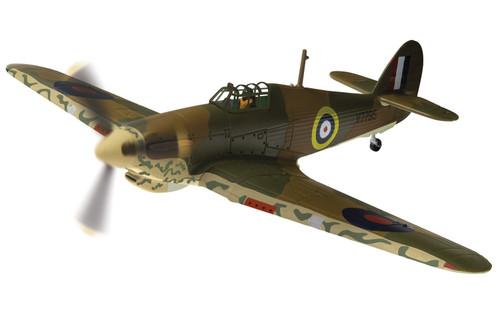 AA27604 1/72 HAWKER HURRICANE MK1 V7795 RAF 80 SQUADRON CRETE 1941