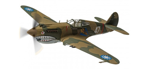 AA28104 1/72 CURTISS HAWK 81-A-2 P-8127 ROBERT R.T.SMITH
