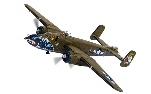 AA35314 1/72 NORTH AMERICAN B-25J MITCHELL BETTYS DREAM