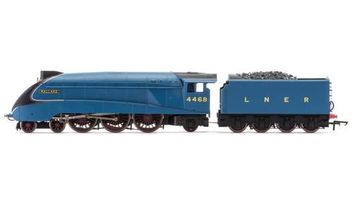 R3395TTS OO 4468 A4 4-6-2 LNER BLUE MALLARD TWIN TRACK SOUND