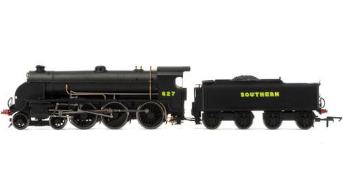 R3411 OO 827 S15 4-6-0 SOUTHERN BLACK