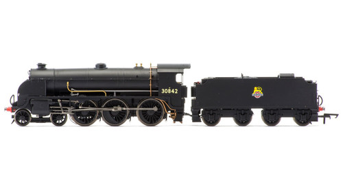 R3412 OO 30842 S15 4-6-0 BR BLACK EARLY