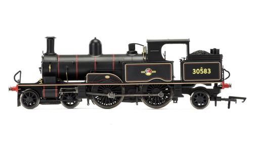 R3423 OO 30583 ADAMS RADIAL 4-4-2T BR BLACK LATE