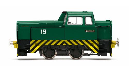 R3576 OO SENTINEL 4WDH 19 GREEN