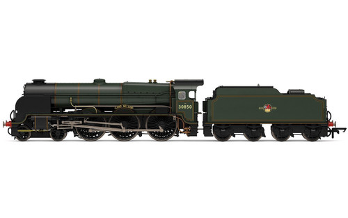 R3603TTS OO 30850 LORD NELSON 4-6-0 BR GREEN LATE