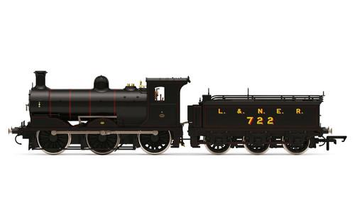 R3621 OO 722 J36 0-6-0 LNER BLACK
