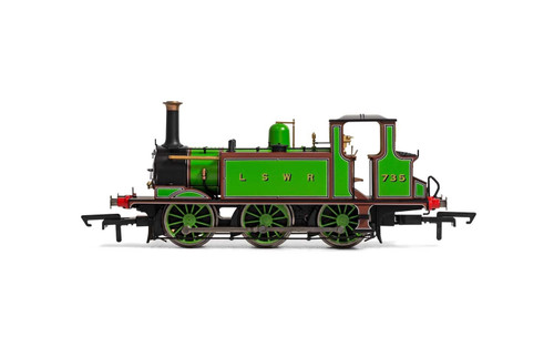 R3846 OO 735 A1/A1X 0-6-0T TERRIER LSWR