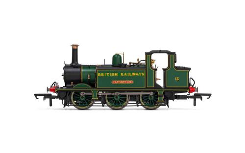 R3848 OO W13 A1/A1X 0-6-0T TERRIER BRITISH RAILWAYS CARISBROOKE