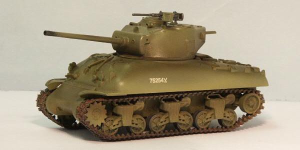 36249 1/72 M4A1 76(W) SHERMAN 7TH ARMOURED75254V