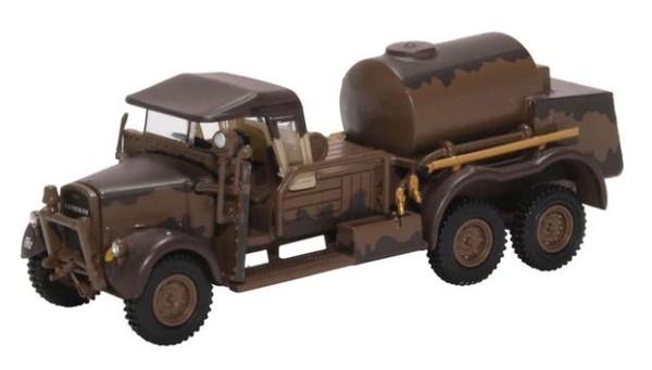 76WOT001 OO FORDSON WOT1 CRASH TENDER RAF CAMOFLAGE