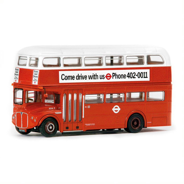 31801 OO RMA9 LONDON TRANSPORT RED